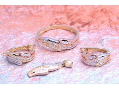 Bijuterii deosebite set aur cadouri dama