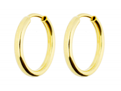Bijuterii din aur 14k cercei cadou