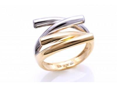 Bijuterii din aur 14k inel
