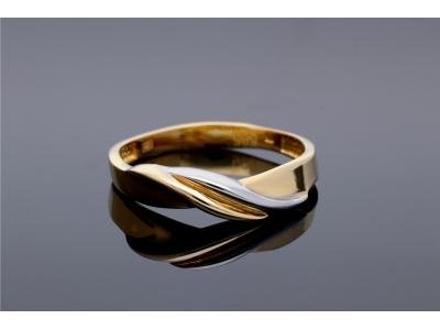 Bijuterii inel aur 14k