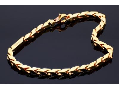 Bratara aur 14 K unisex