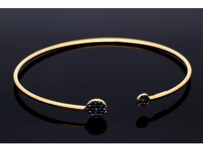 Bratara fixa aur 14k bijuterii on line