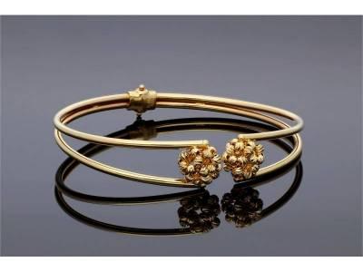 Bratara  fixa cadou bijuterii aur 14k