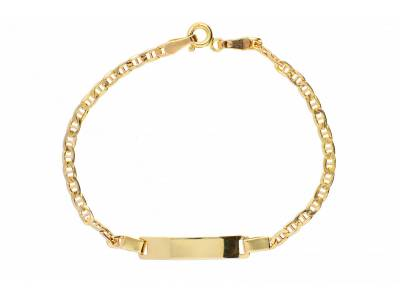 Bratara gravabila bijuterii aur copii