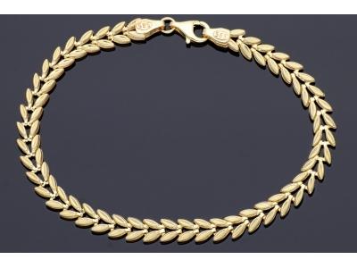 Bratara mobila aur 14K   bijuterii dama