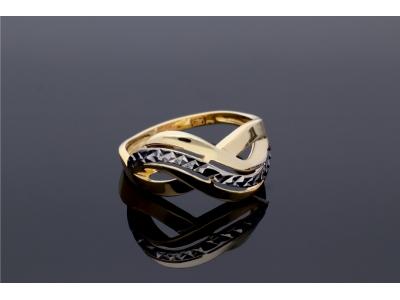 Cadou bijuterii inel aur 14k