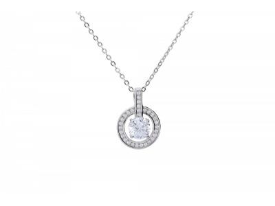 Cadouri argint lant cu pandantiv argint