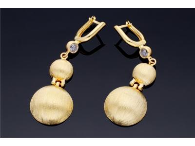 Cadouri femei cercei aur 14k