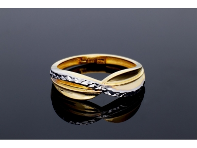 Cadouri femei inel aur 14k