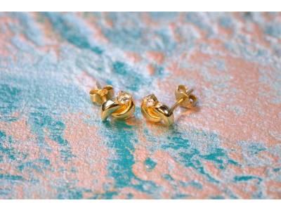 Cercei aur dama 14k