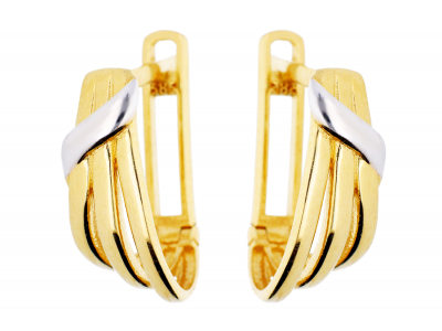 Cercei dama aur 14K bijuterii online
