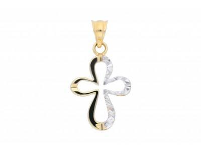 Cruce bijuterii aur 14K