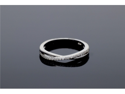 Inel argint 925