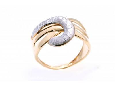 Inel aur 14K bijuterie cadou