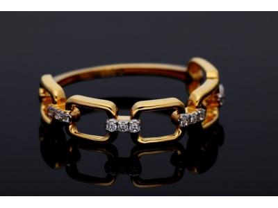 Inel aur 14K bijuterii dama online