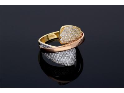 Inel aur 14K bijuterii deosebite