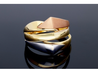 Inel aur 14K bijuterii femei