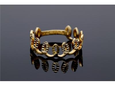 Inel aur 14K bijuterii