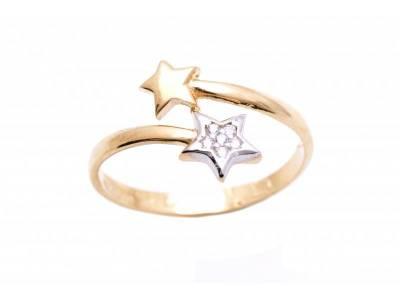 Inel aur cadouri bijuterii stelute