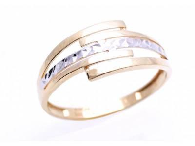 Inel din aur 14k cadou bijuterii