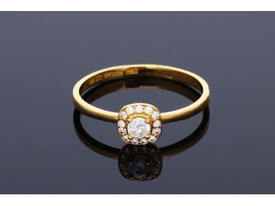 Inel din aur 14K   cadouri bijuterii