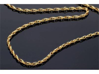 Lant aur 14k bijuterii dama