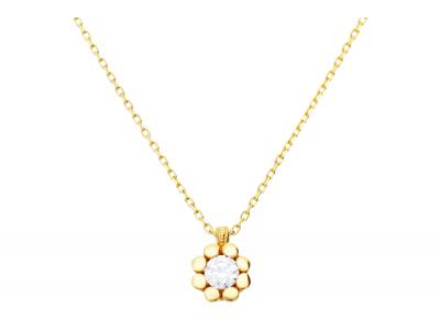 Lant cu pandant bijuterii aur 14K