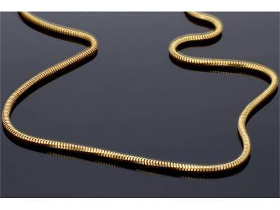 Lant tip resort bijuterii aur 14 k