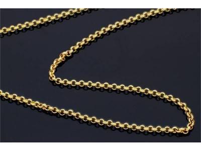 Lant unisex din aur 14K