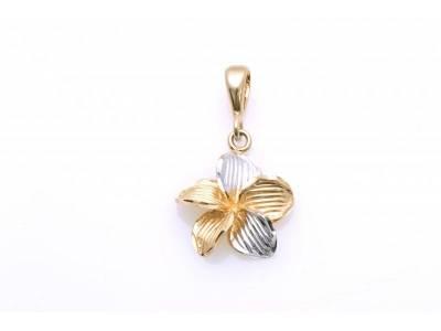 Pandant aur cadouri bijuterii floricica