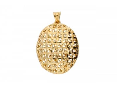 Pandantiv aur 14K bijuterii deosebite